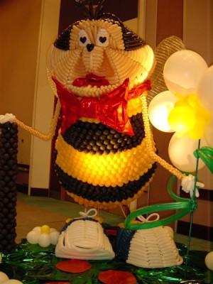 'Won't ypu be my little Bumble Bee'