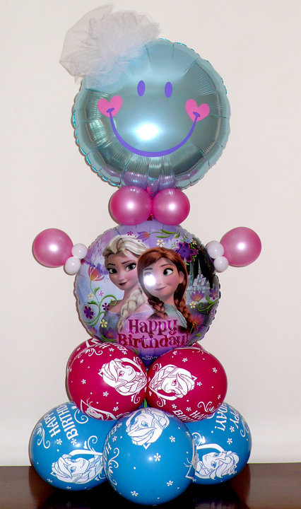 Frozen Buddy, ideal decoration and gift for a Frozen party